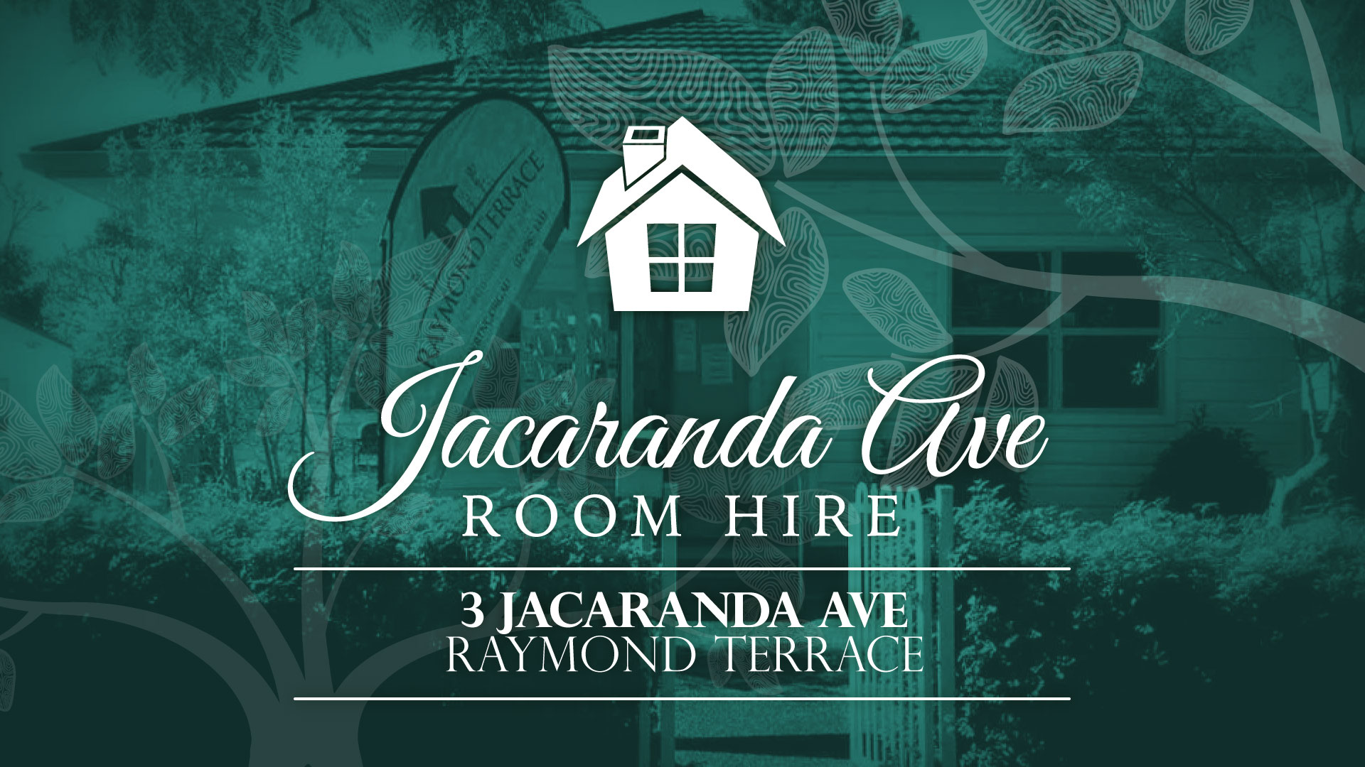 Jacaranda Ave Room Hire