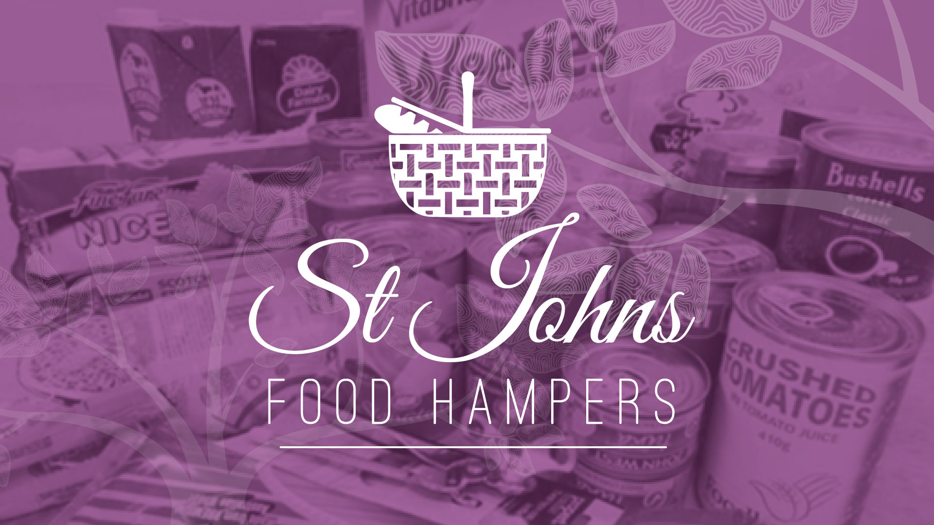 St Johns Food Hampers