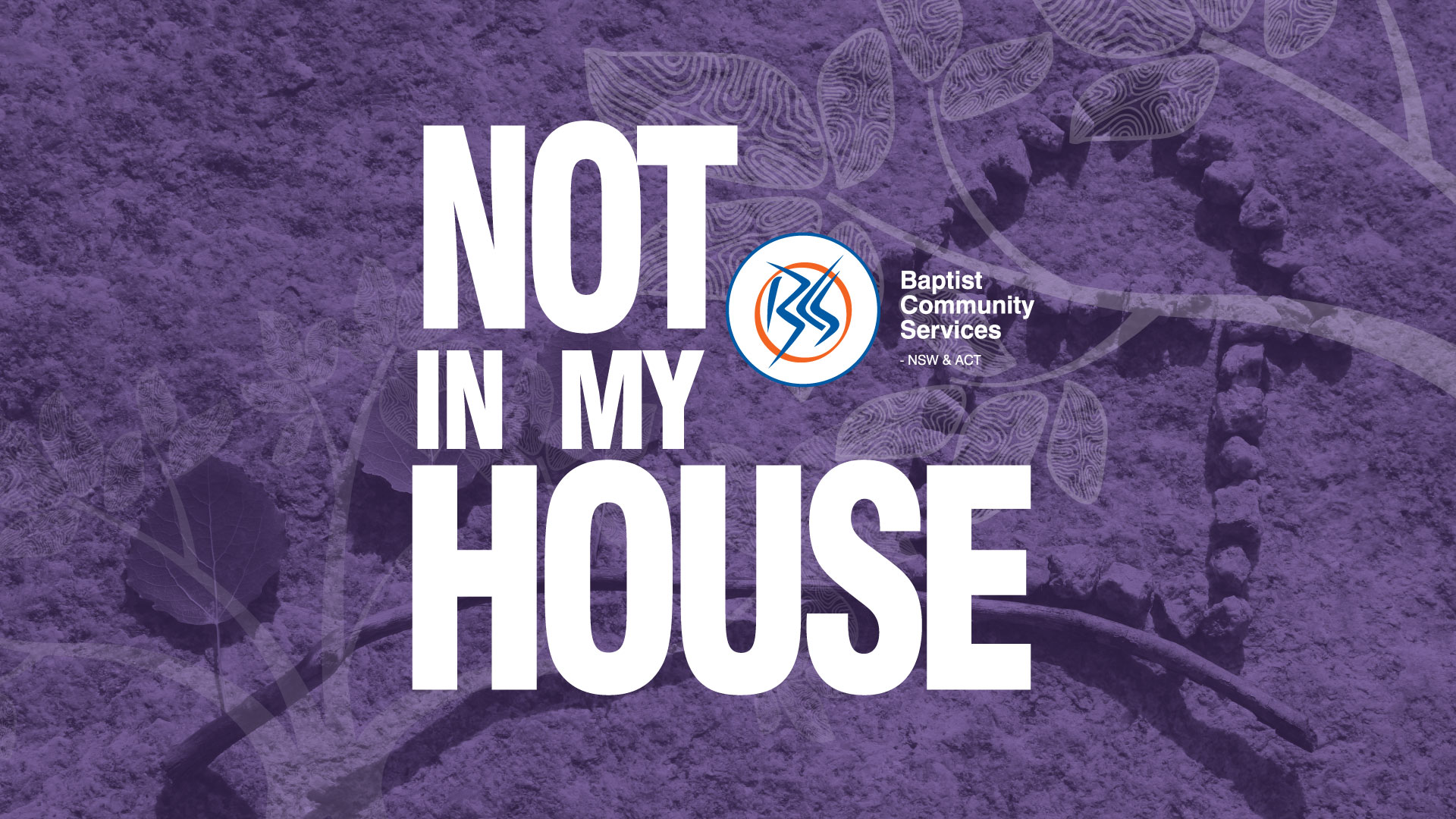 Not In My House – Domestic Violence Program For Women
