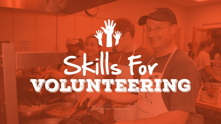 Skills For Volunteering