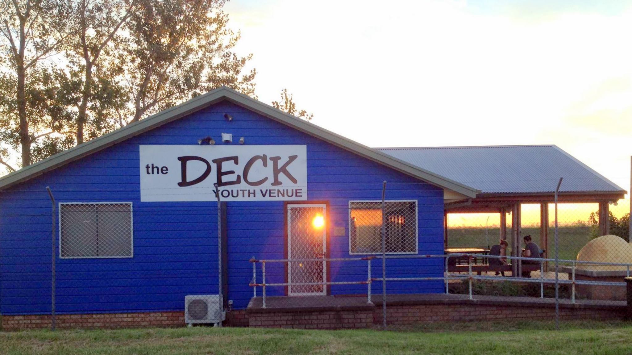 The Deck Is Back And Better Than Ever!
