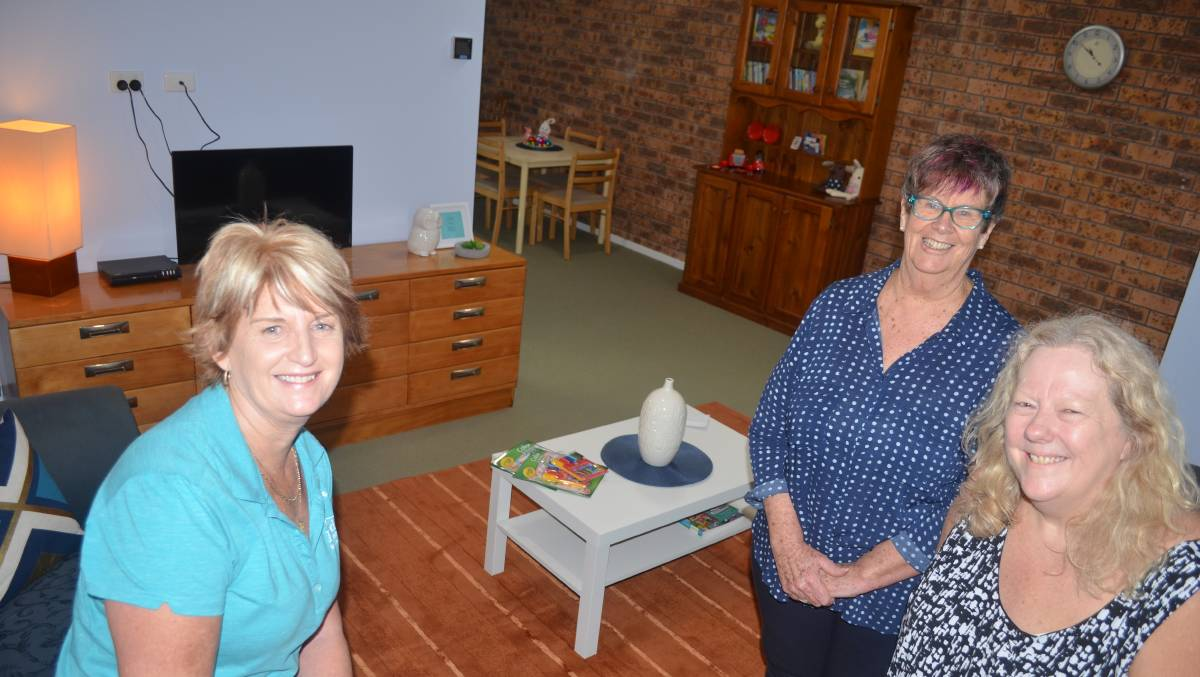Raymond Terrace Crisis Accommodation Ready To Help Break Cycle Of Abusive Relationships