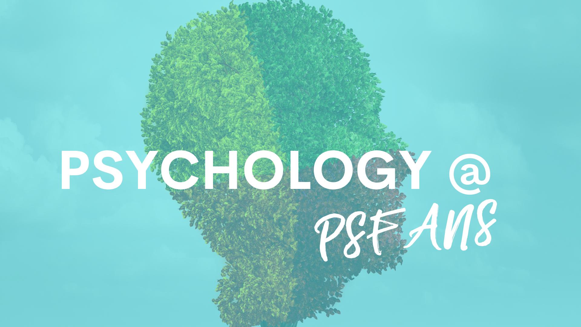 Psychology At PsFans