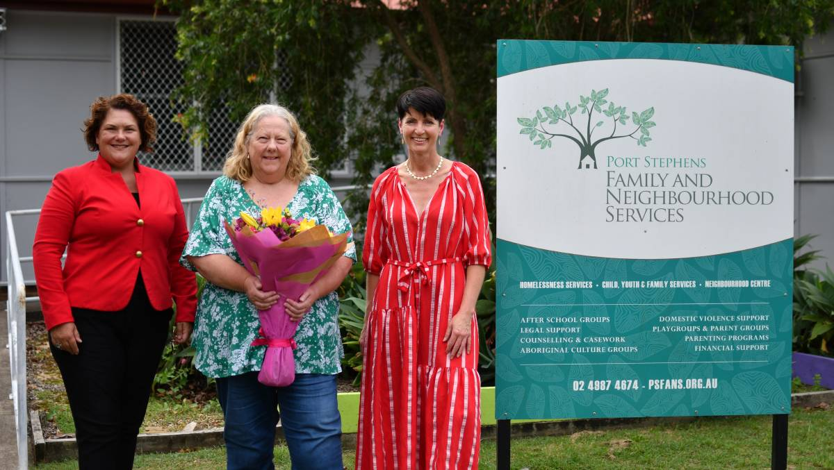 'Miracle' Worker Sue Pollock Named Port Stephens 2020 Local Woman Of The Year