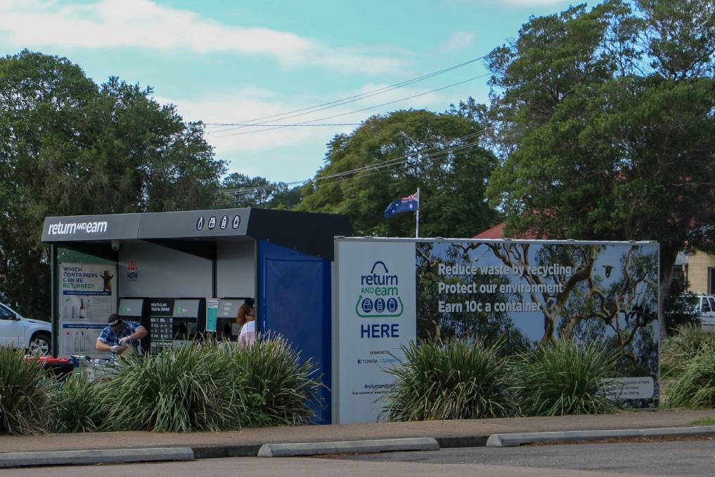 Return And Earn Report Reveals More Than 74 Million Bottles Returned In Port Stephens In Past Three Years